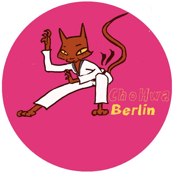 logo fuer den maedchen-kampfsport-verein wild cats berlin