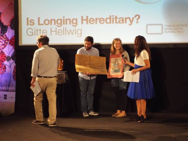 is longing hereditary by gitte hellwig